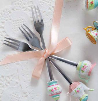 Cucchiaini e palette